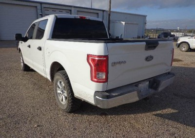 After - 2015 F-150 Aluminum Bedside Replacement