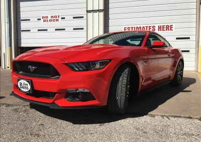 After - 2016 Ford Mustang